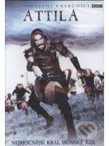 Nesmrtelný válečníci Attila DVD