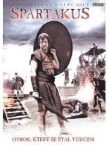 Nesmrtelný válečníci Spartacus DVD