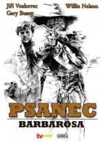 Psanec Barbarosa DVD