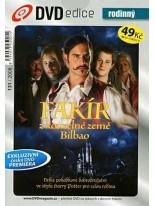 Fakír z kouzelné země Bilbao DVD