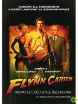 Flynn Carsen Návrat do dolů krále Šalamouna DVD