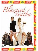Bláznivá svatba DVD