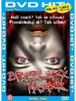 Brazílsky masakr DVD