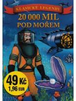 20 000 mil pod morem DVD