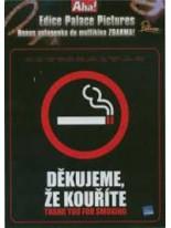 Děkujeme, že kouříte! DVD