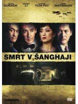 Smrt v Šanghaji DVD /Bazár/