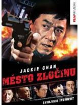 Město zločinu DVD