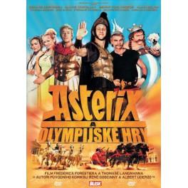 Asterix a Olympijske hry DVD