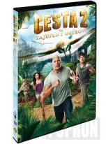 Cesta na tajuplný ostrov 2 - DVD