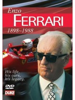 Enzo Ferrari 1898 - 1988 DVD