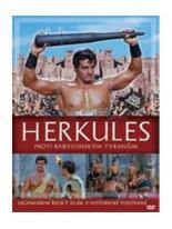 Herkules proti babylonskym tyranům DVD