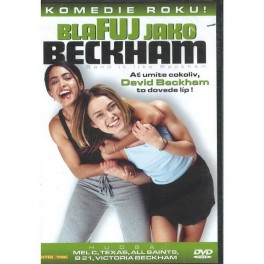 Blafuj ako Beckham DVD