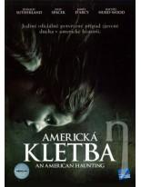 Americká kletba DVD
