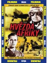 Hvězda Afriky DVD