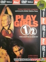 Play Girls 1,2 DVD