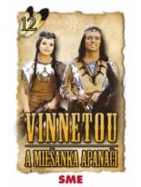 Vinnetou a miešanka Apanači DVD