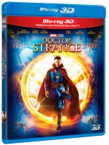 Doctor Strange 3D + 2D Bluray