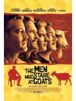 Muži co zírají na kozy DVD