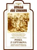Smoljak/Cimrman/Svěraák - Posel z Liptákova DVD