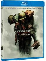 Hacksaw Ridge: Zrození hrdiny Bluray