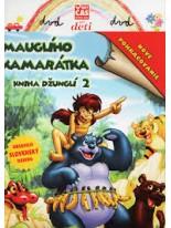 Kniha džunglí 2 Mauglího kamarátka DVD