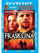 Prasklina DVD