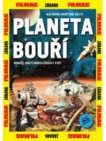 Planeta bouří DVD
