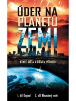 Úder na planetu zemi DVD
