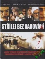 Střílej bez varování - DVD